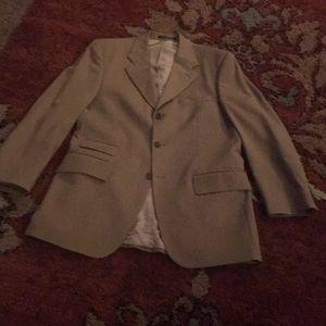 ⬇️VGUC Men's Ralph Lauren Suit Jacket, Sz 40L